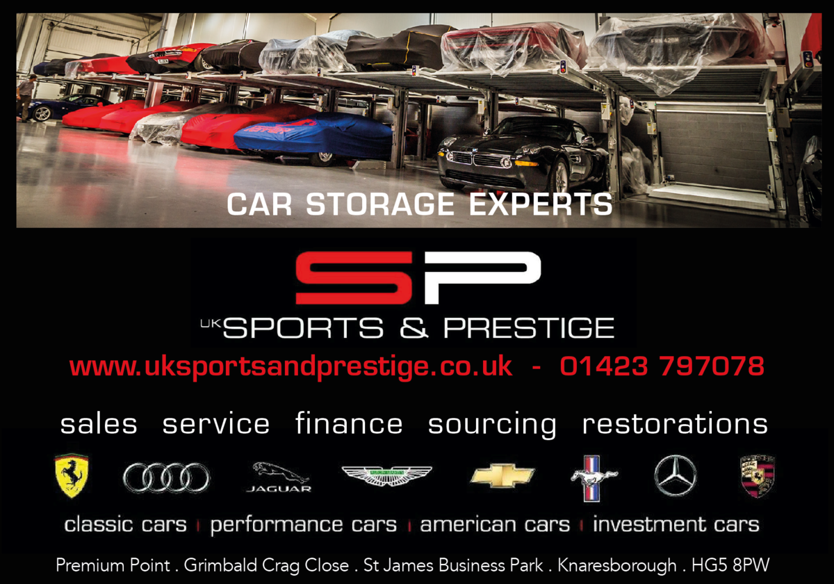Vehicle storage facility located near Harrogate For Sale (picture 1 of 1)