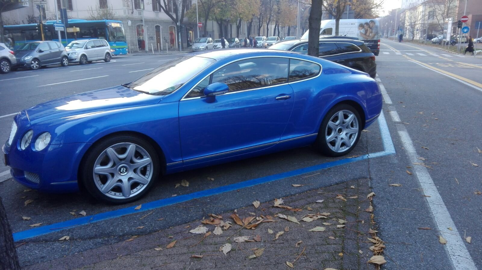 2004 Bentley Continental GT RHD For Sale (picture 1 of 2)