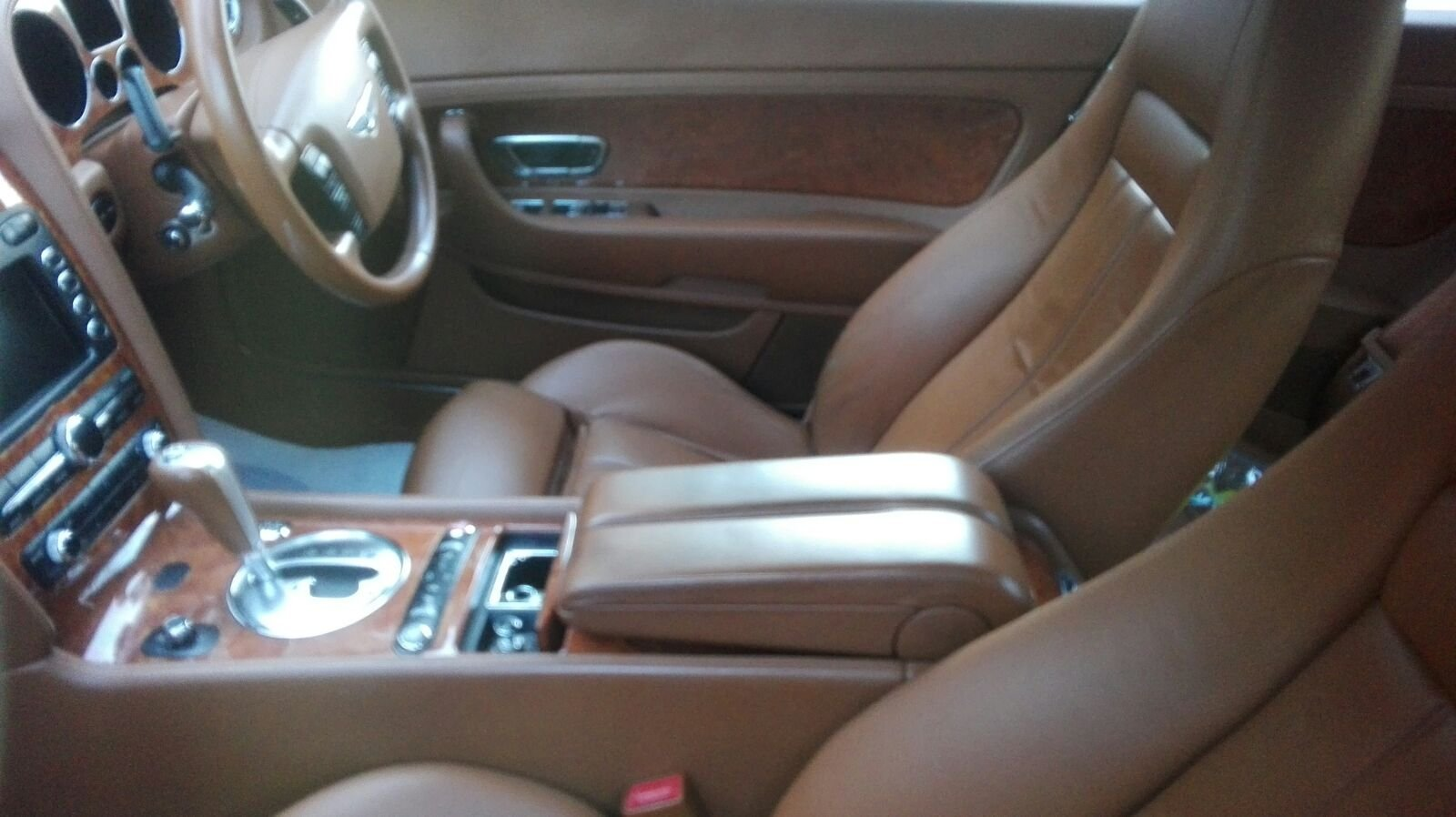2004 Bentley Continental GT RHD For Sale (picture 2 of 2)