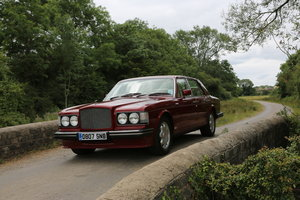 1986 Bentley Turbo R MOT till May 2020 SOLD