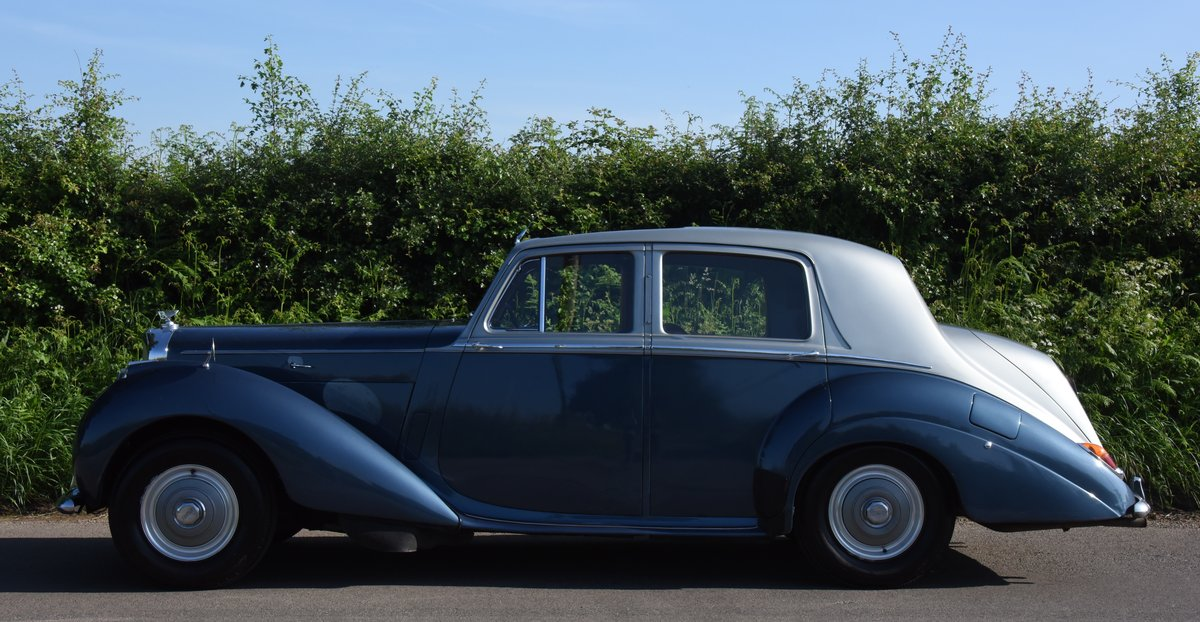 1953 BENTLEY R TYPE MANUAL For Sale (picture 1 of 2)