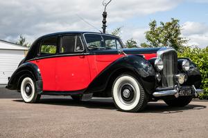 1954 Bentley R Type 4 Door Saloon For Sale by Auction