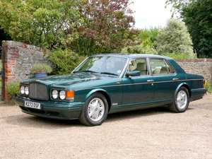 1997 (1998 model) Bentley Brooklands R  For Sale