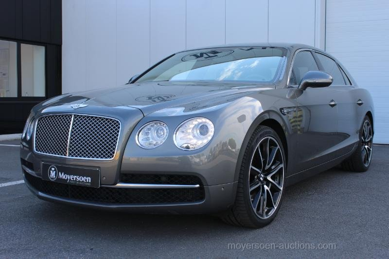 2013 Bentley Flying Spur W12 6.0l Twin Turbo  For Sale by Auction (picture 1 of 6)