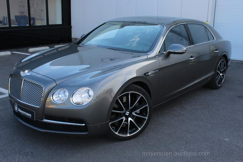 2013 Bentley Flying Spur W12 6.0l Twin Turbo  For Sale by Auction (picture 2 of 6)