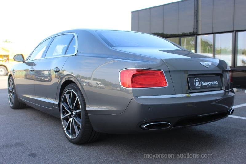 2013 Bentley Flying Spur W12 6.0l Twin Turbo  For Sale by Auction (picture 4 of 6)
