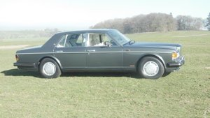 1990 Bentley Turbo R Sports Saloon For Sale