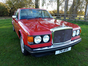 1985 BENTLEY EIGHT For Sale