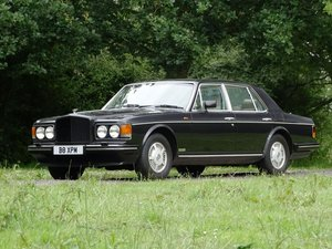 1989 Bentley Eight For Sale by Auction