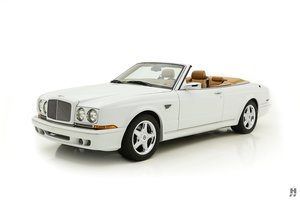 2003  BENTLEY AZURE MULLINER CONVERTIBLE