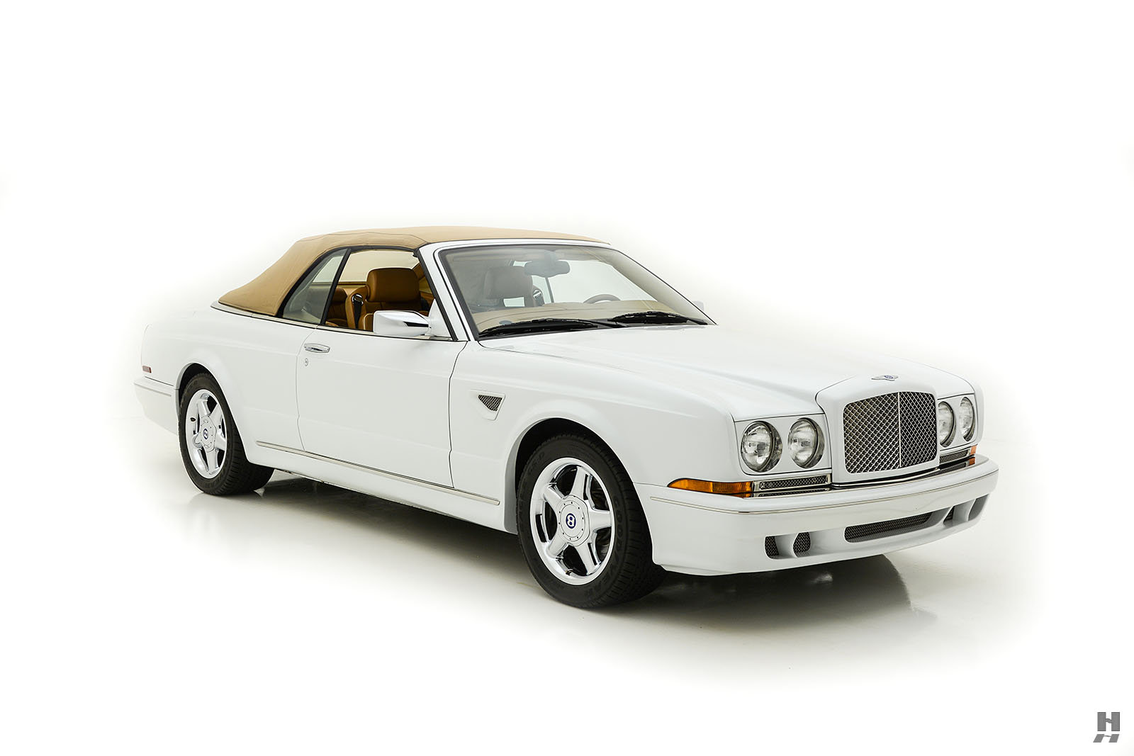 2003 BENTLEY AZURE MULLINER CONVERTIBLE For Sale (picture 2 of 6)