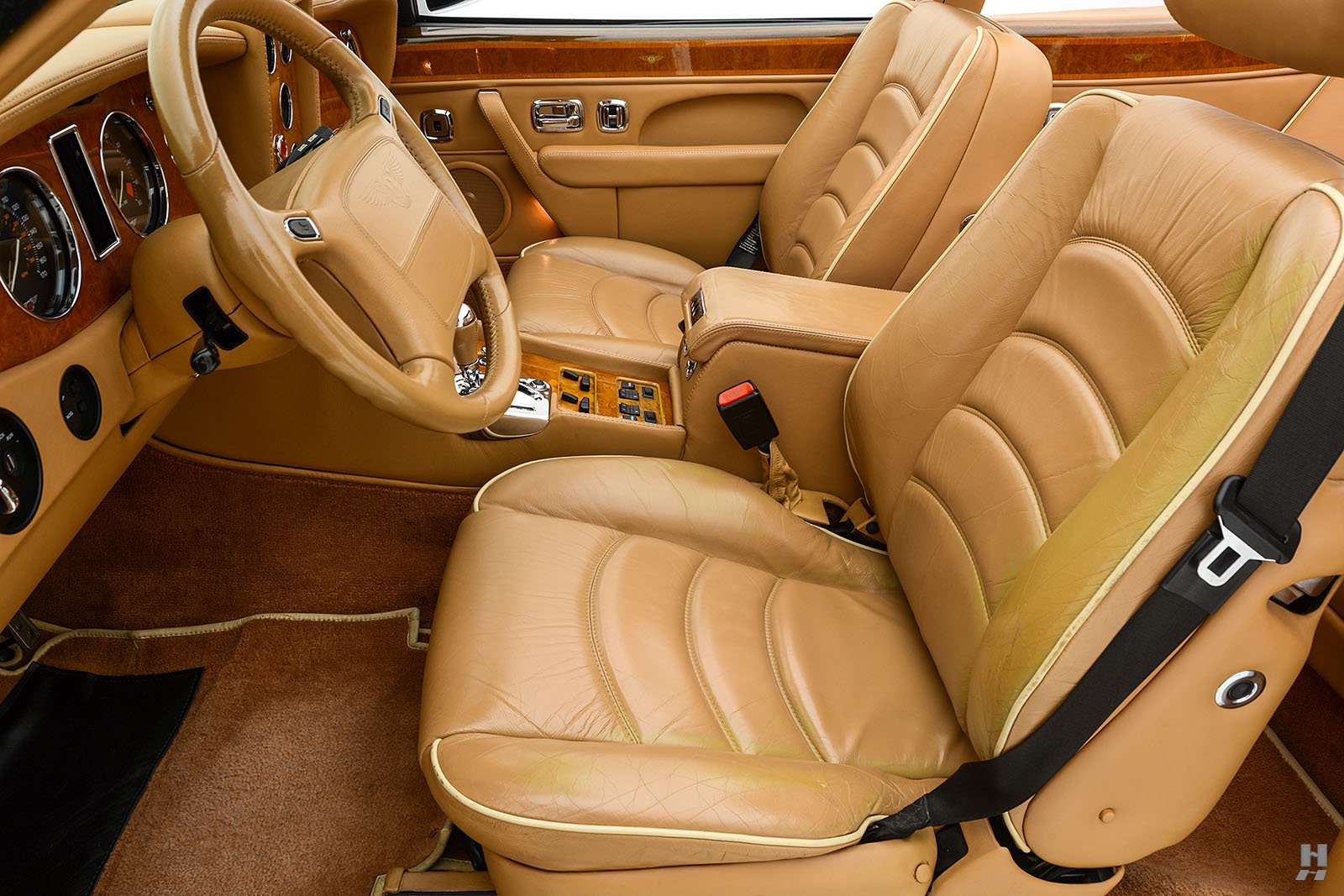 2003 BENTLEY AZURE MULLINER CONVERTIBLE For Sale (picture 3 of 6)