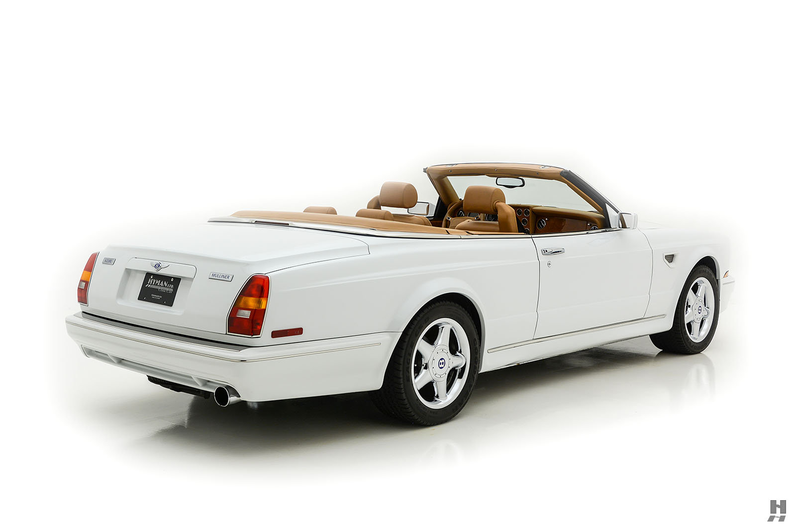 2003 BENTLEY AZURE MULLINER CONVERTIBLE For Sale (picture 5 of 6)