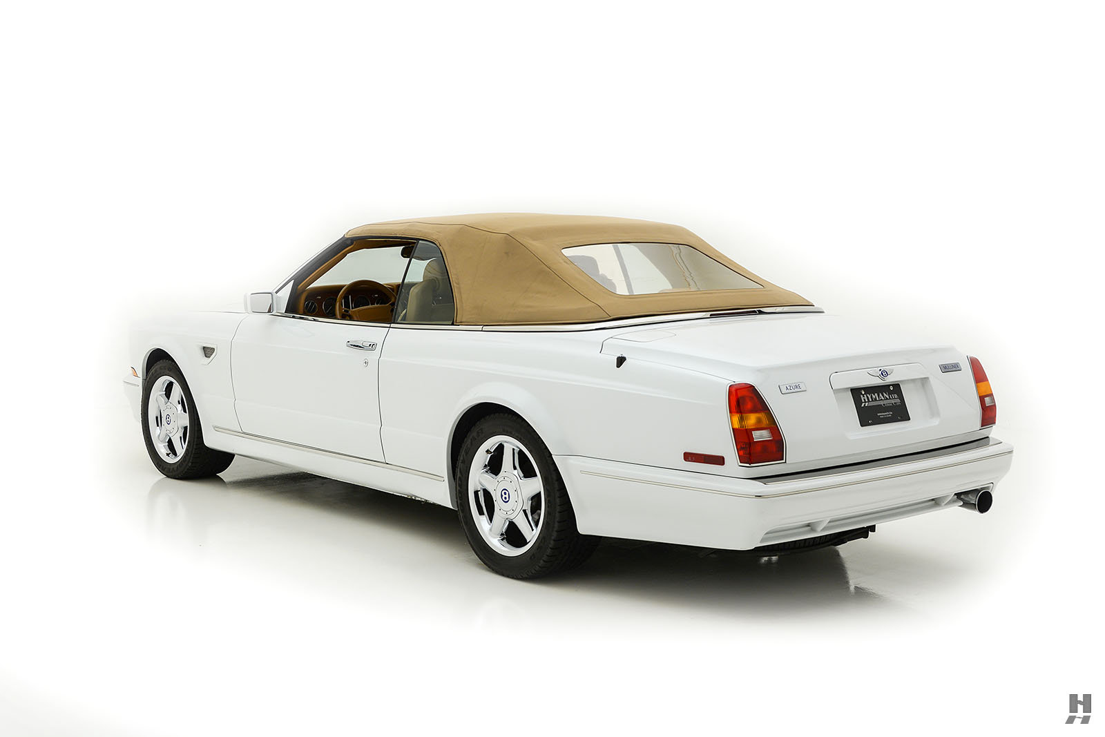 2003 BENTLEY AZURE MULLINER CONVERTIBLE For Sale (picture 6 of 6)