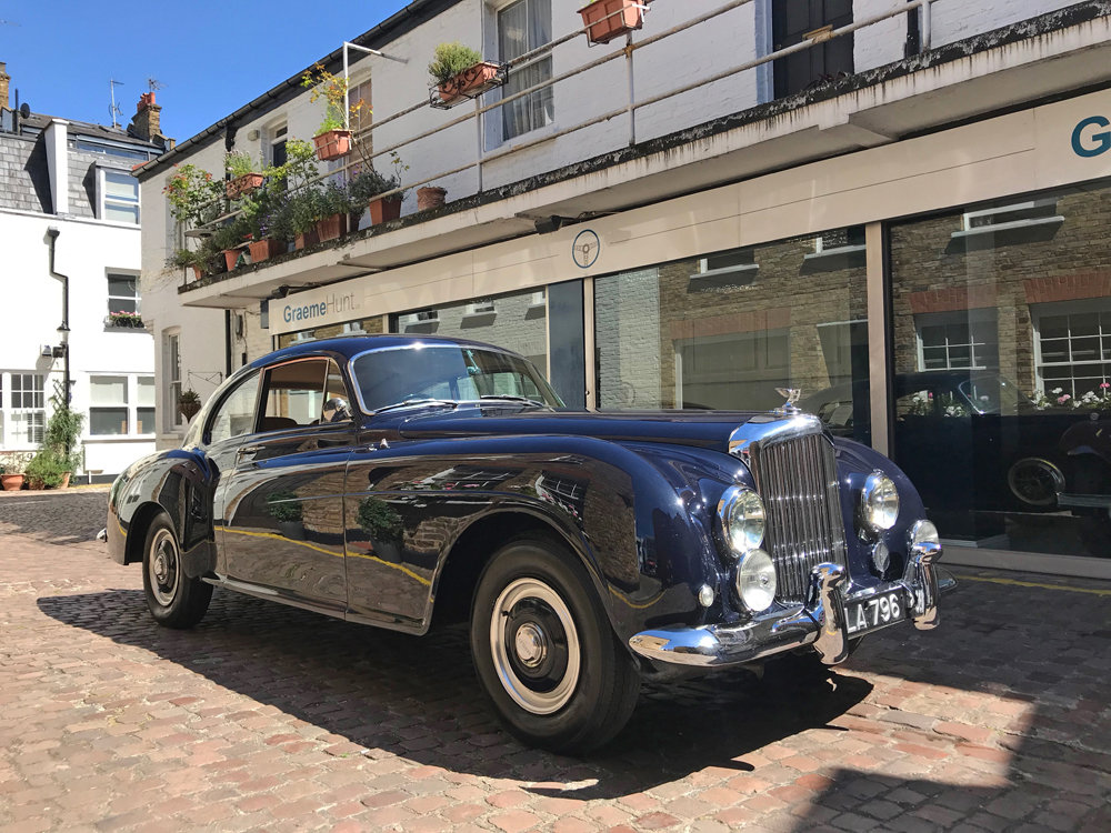 1953 Bentley 'R' Type Continental by HJ Mulliner For Sale (picture 1 of 12)