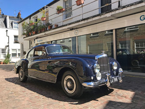 1953  Bentley 'R' Type Continental by HJ Mulliner
