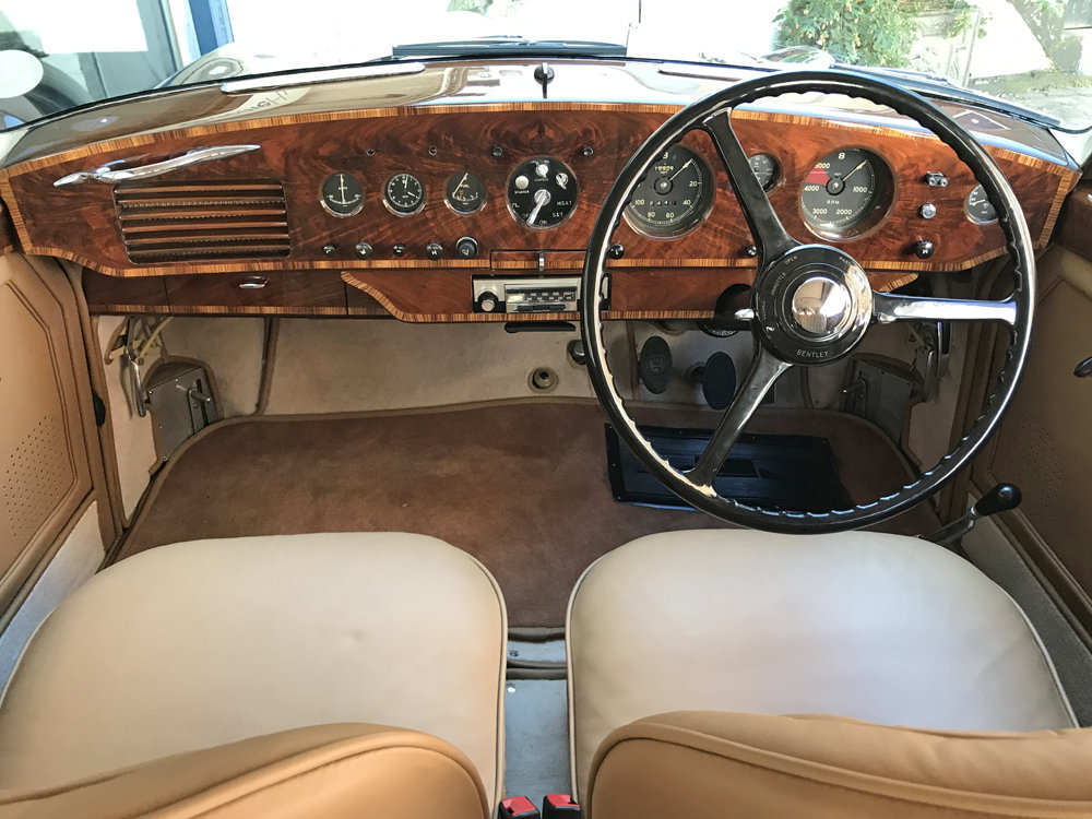 1953 Bentley 'R' Type Continental by HJ Mulliner For Sale (picture 2 of 12)