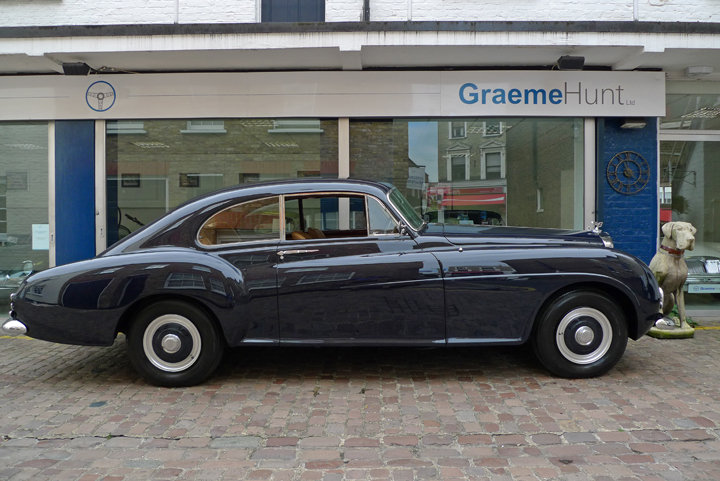 1953 Bentley 'R' Type Continental by HJ Mulliner For Sale (picture 3 of 12)