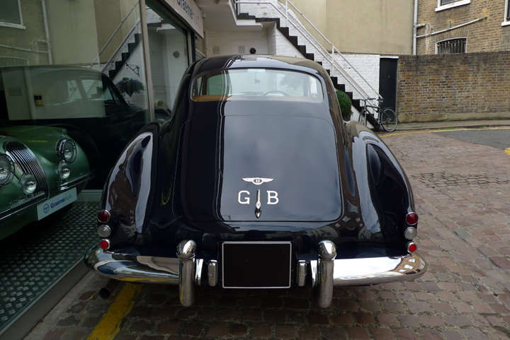 1953 Bentley 'R' Type Continental by HJ Mulliner For Sale (picture 5 of 12)
