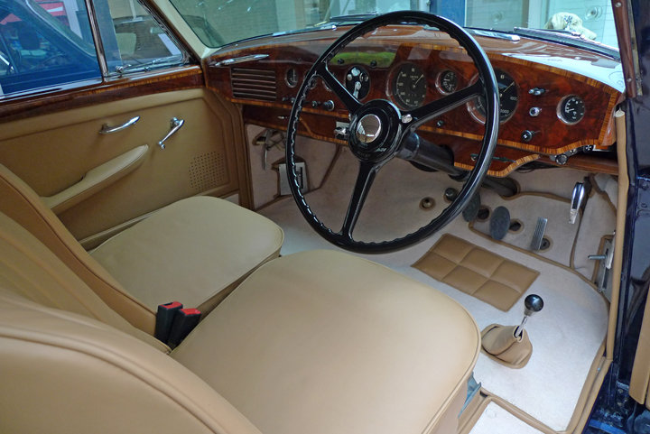 1953 Bentley 'R' Type Continental by HJ Mulliner For Sale (picture 6 of 12)
