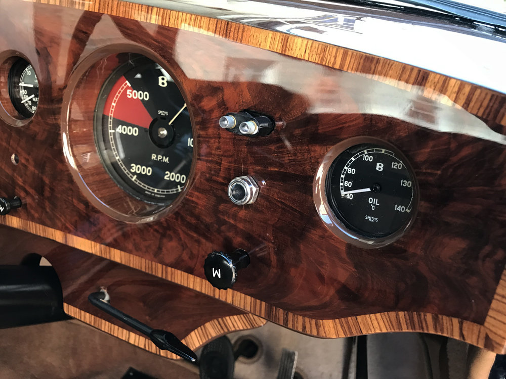 1953 Bentley 'R' Type Continental by HJ Mulliner For Sale (picture 8 of 12)
