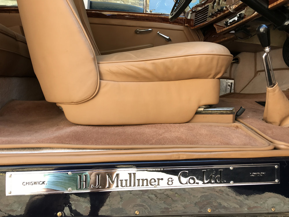 1953 Bentley 'R' Type Continental by HJ Mulliner For Sale (picture 12 of 12)