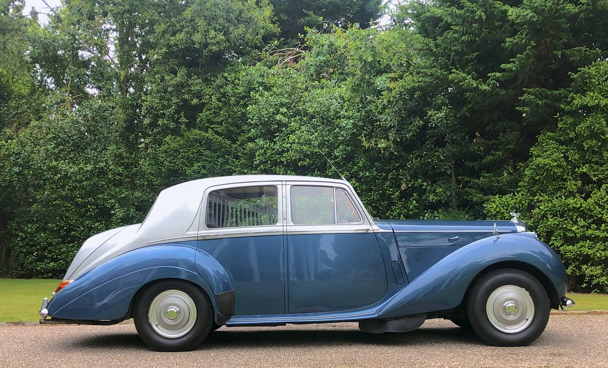 1953 BENTLEY R TYPE MANUAL For Sale (picture 2 of 6)
