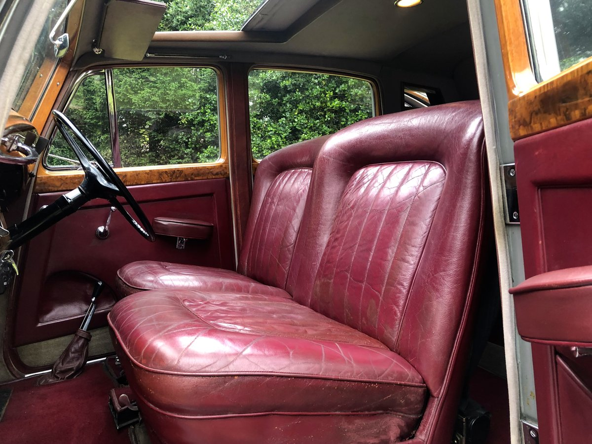 1953 BENTLEY R TYPE MANUAL For Sale (picture 5 of 6)