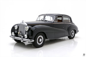 1951 BENTLEY MARK VI MULLINER LIGHTWEIGHT SPORTS SALOON