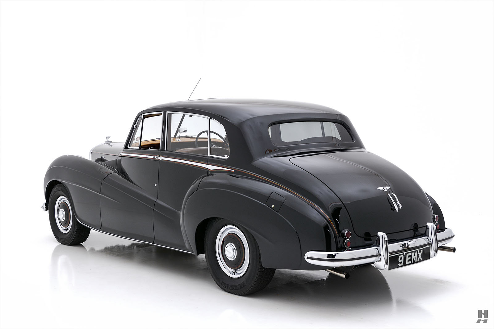 1951 BENTLEY MARK VI MULLINER LIGHTWEIGHT SPORTS SALOON For Sale (picture 6 of 6)