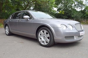 2005/05 Bentley Flying Spur in Silver Tempest For Sale