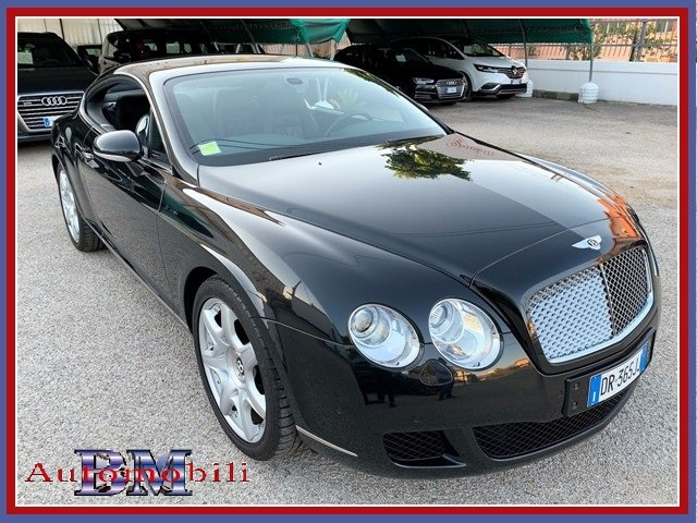 2008 BENTLEY CONTINENTAL GT MULLINER  SOLD (picture 1 of 6)