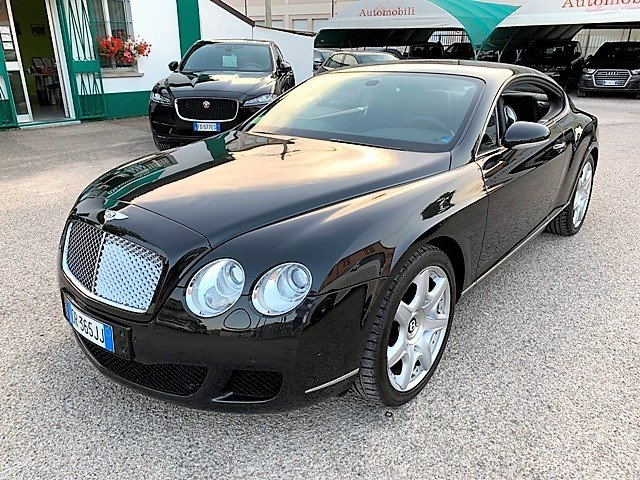 2008 BENTLEY CONTINENTAL GT MULLINER  SOLD (picture 2 of 6)