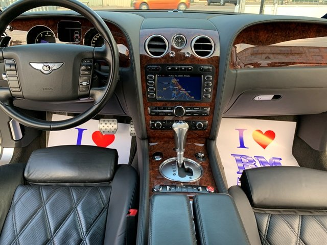 2008 BENTLEY CONTINENTAL GT MULLINER  SOLD (picture 6 of 6)