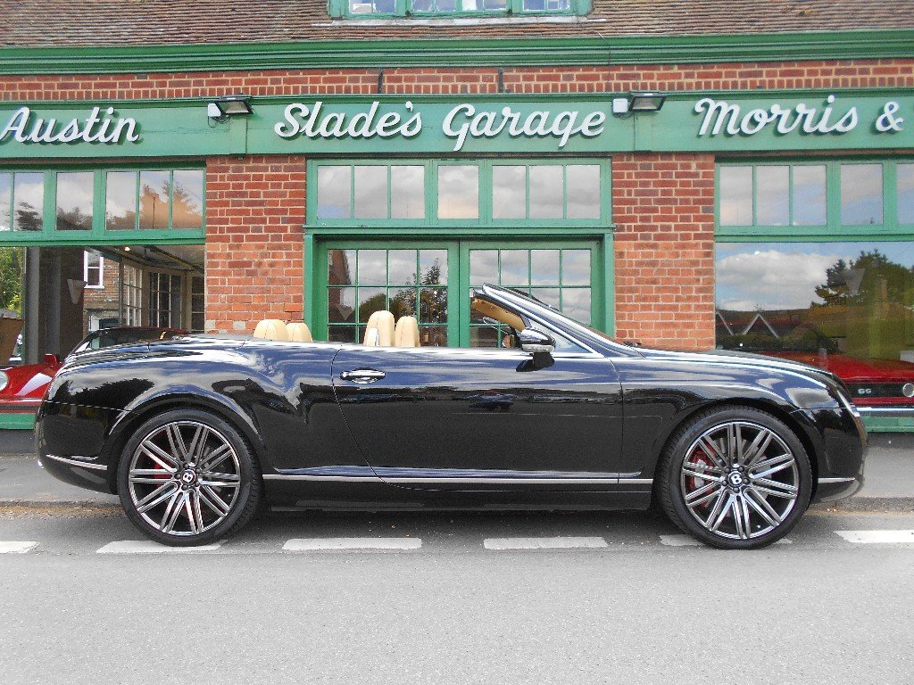 2006 Bentley GTC Continental  SOLD (picture 1 of 4)