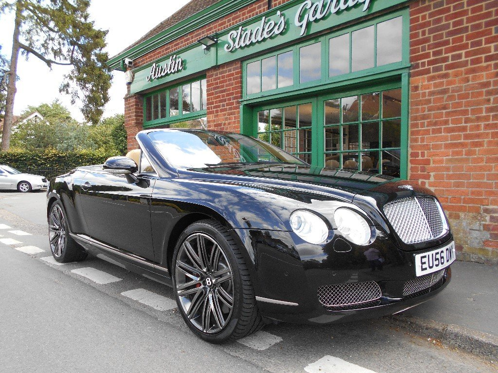 2006 Bentley GTC Continental  SOLD (picture 2 of 4)