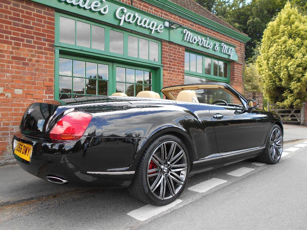 2006 Bentley GTC Continental  SOLD (picture 3 of 4)