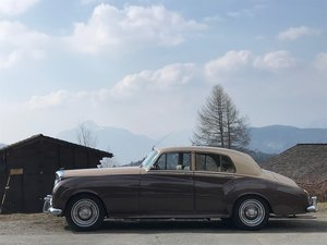 1957 Bentley S1 LHD European renovated