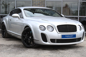 2010 60 BENTLEY CONTINENTAL SUPERSPORTS 6.0 W12 AUTO For Sale