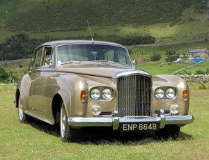 1964 Bentley S3 Four Door Saloon B216EC For Sale