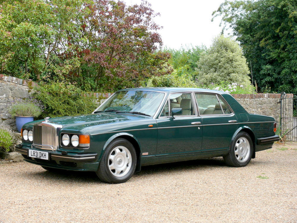 1993 (1994 MY) Bentley Turbo R   For Sale (picture 1 of 6)