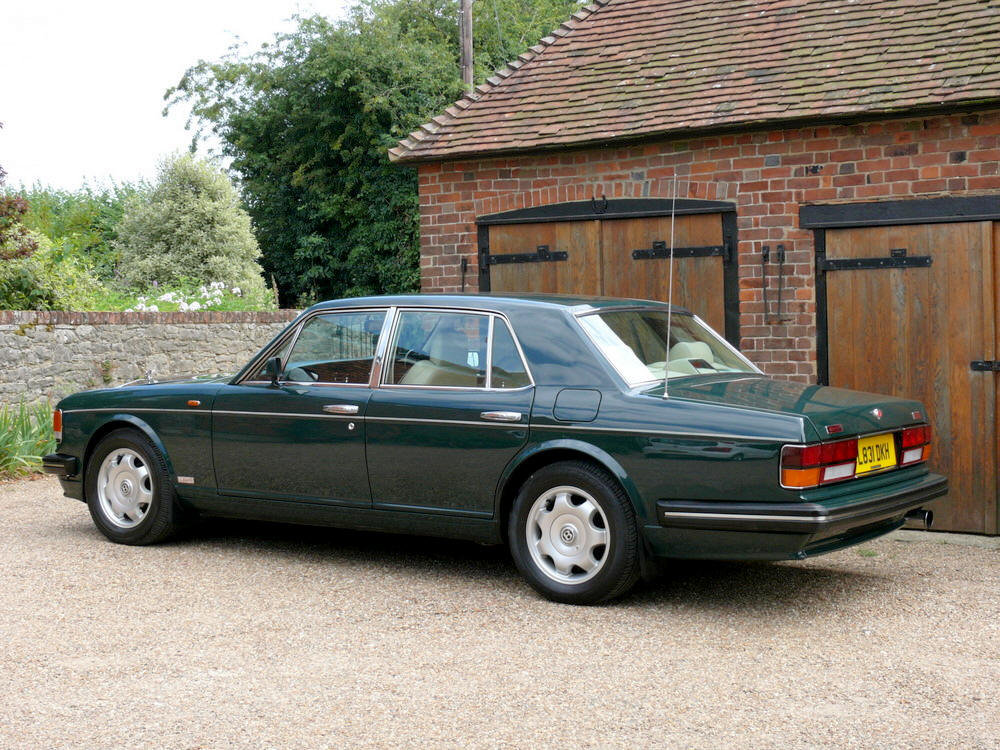 1993 (1994 MY) Bentley Turbo R   For Sale (picture 2 of 6)
