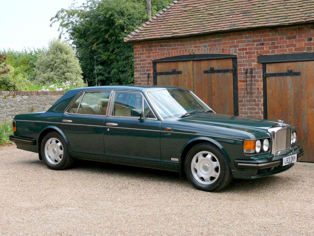 1993 (1994 MY) Bentley Turbo R   For Sale (picture 3 of 6)