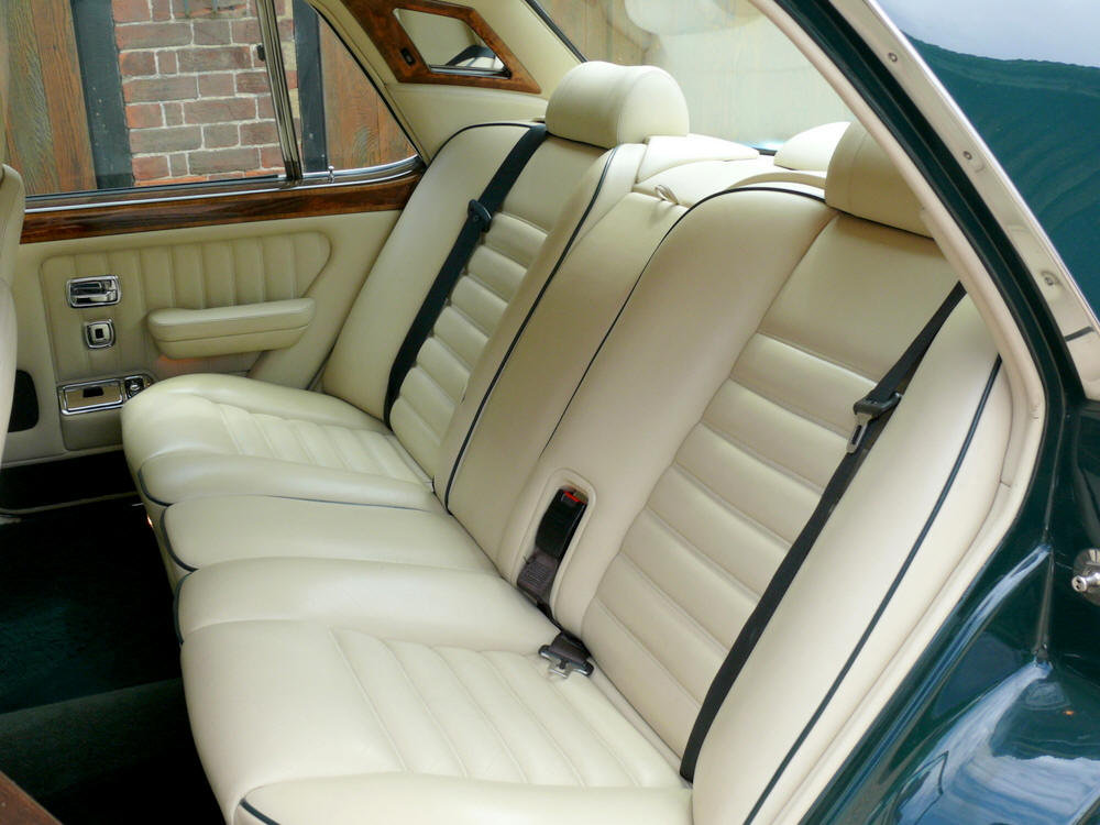 1993 (1994 MY) Bentley Turbo R   For Sale (picture 5 of 6)