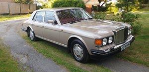 1990 Bentley Mulsanne Spares or repair, nice  For Sale