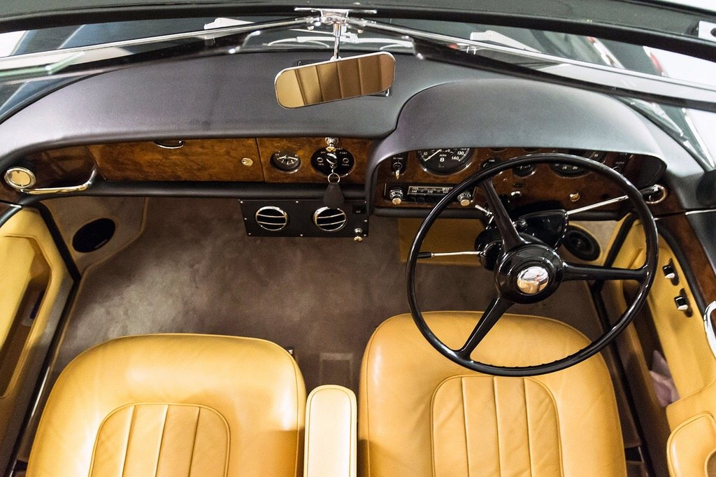 1965 Bentley Continental S3 DHC Rare restored RHD car For Sale (picture 8 of 24)