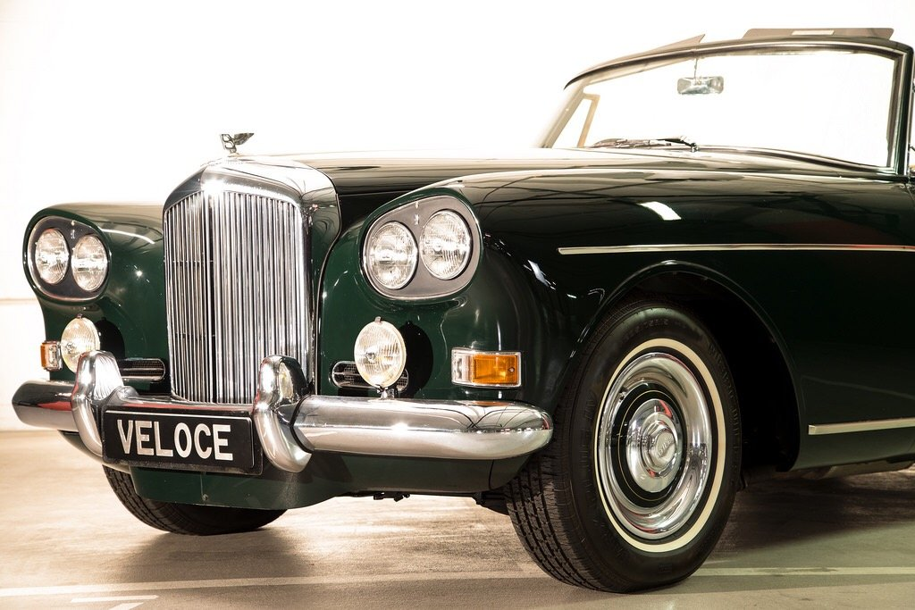 1965 Bentley Continental S3 DHC Rare restored RHD car For Sale (picture 23 of 24)