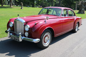 1962 BENTLEY S2 CONTINENTAL FLYING SPUR HJ MULLINER