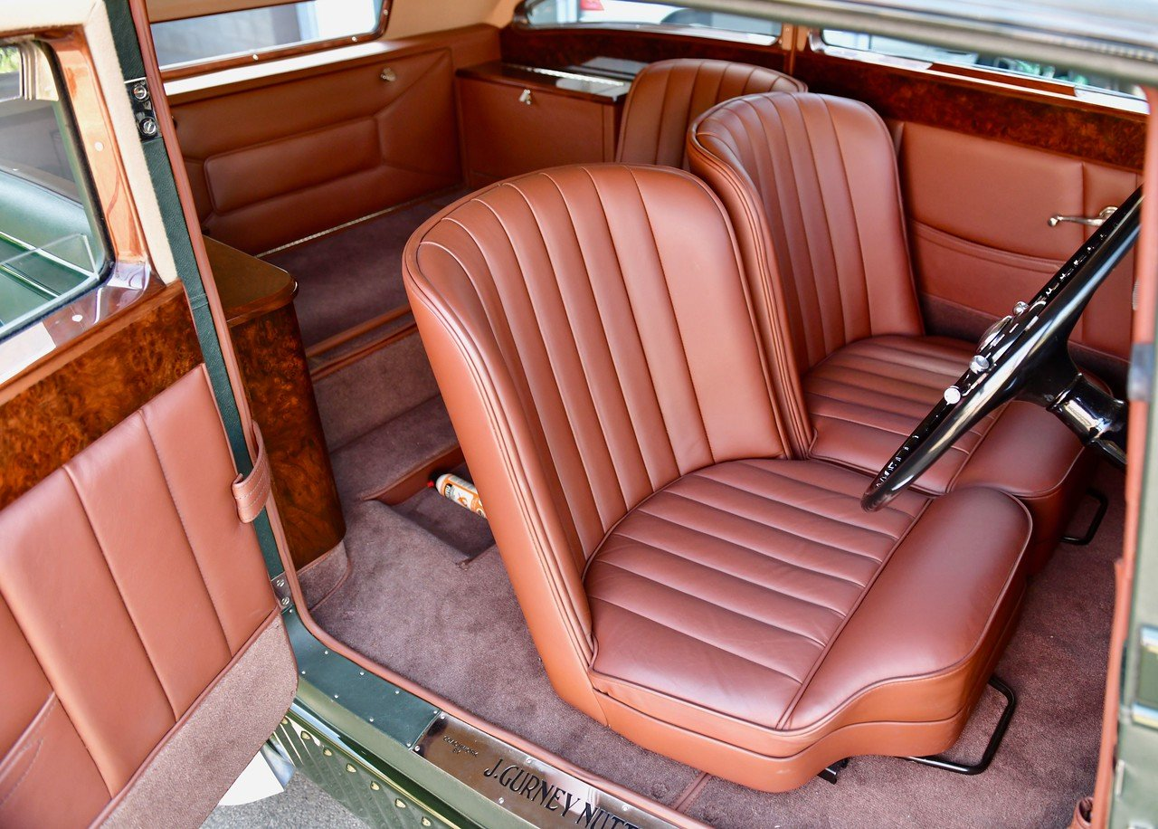 1950 Bentley Blue Train by Racing Green SOLD (picture 5 of 6)