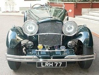 1950 Bentley MK VI Special For Sale (picture 1 of 5)